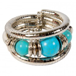 Bracelet - Tibétain turquoise