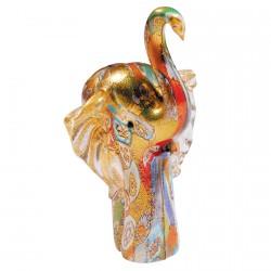 Pâte de Verre - Eléphant Murano, H. 10 cm