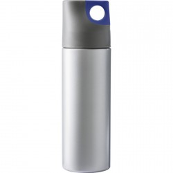 Bouteille Isotherme Bleue, 500 ml.