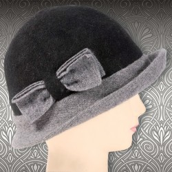 Chapeau Cloche - 2 Tons