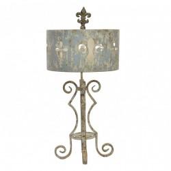 Lampe de Chevet - Fleur de Lys, H. 87 cm
