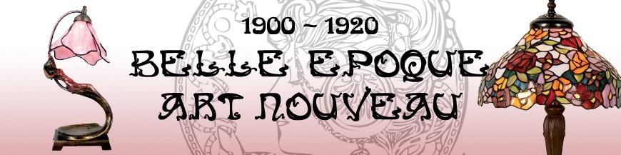1900 - 1920 - Belle Epoque & Art Nouveau